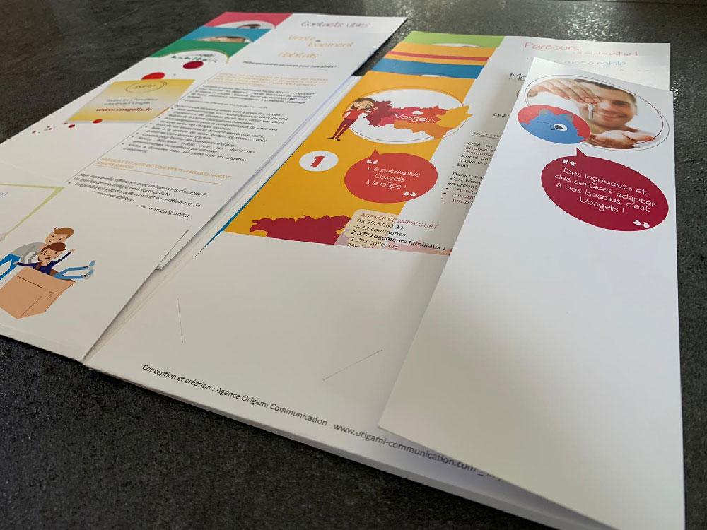 Brochures Socosprint